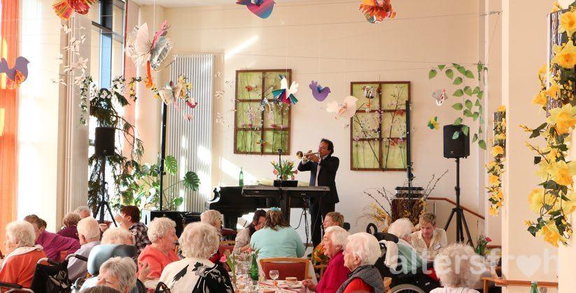 Frühlingsfest im Haus 26