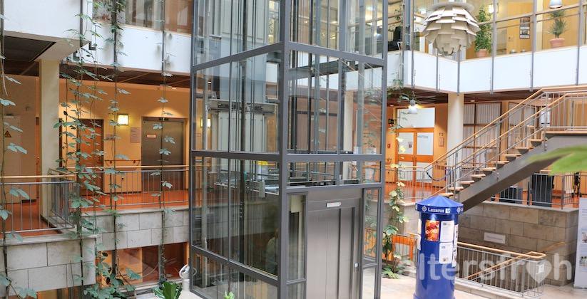 Atrium im Haus Sonneneck