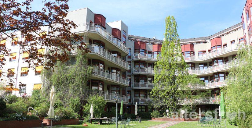 Das Barbara von Renthe-Fink Haus, Berlin