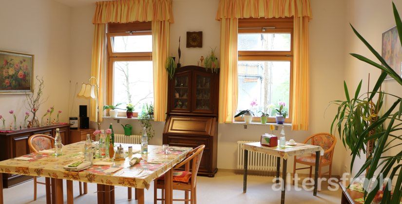 Tagesraum im Barbara von Renthe-Fink Haus in Berlin Charlottenburg-Wilmersdorf
