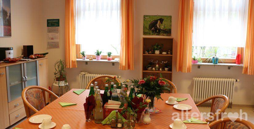 Gemeinschaftsraum im Barbara von Renthe-Fink Haus in Berlin Charlottenburg-Wilmersdorf