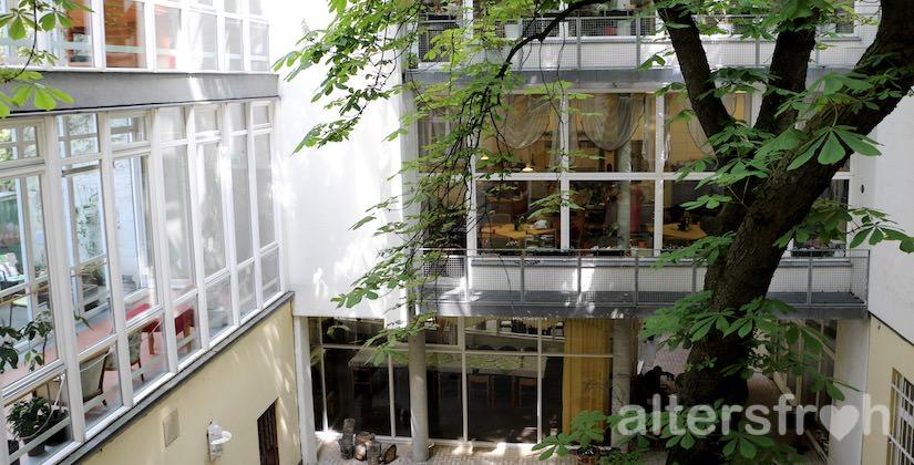 Kastanie im Agaplesion Bethanien Haus Bethesda in Berlin Kreuzberg