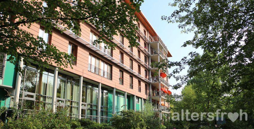 Das Haus 32 der Seniorenstiftung Prenzlauer Berg in Berlin