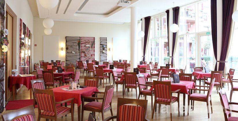 Restaurant im Haus 33 der Seniorenstiftung Prenzlauer Berg in Berlin