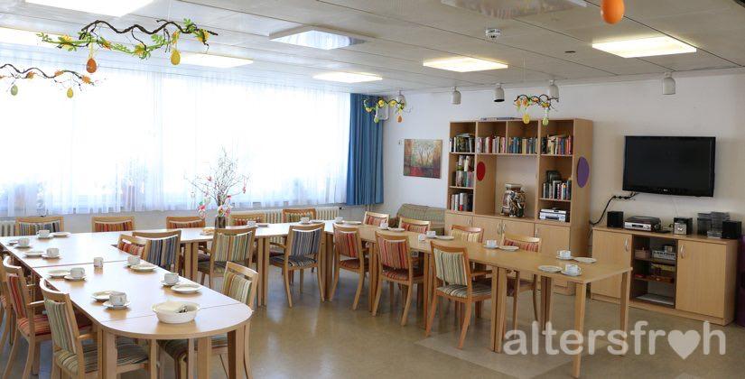 Veranstaltungssaal im Brunnenhof Haus Steglitz in Berlin