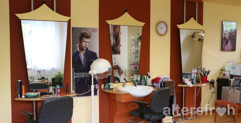 Friseursalon im DSG Pflegewohnstift Babelsberg in Potsdam
