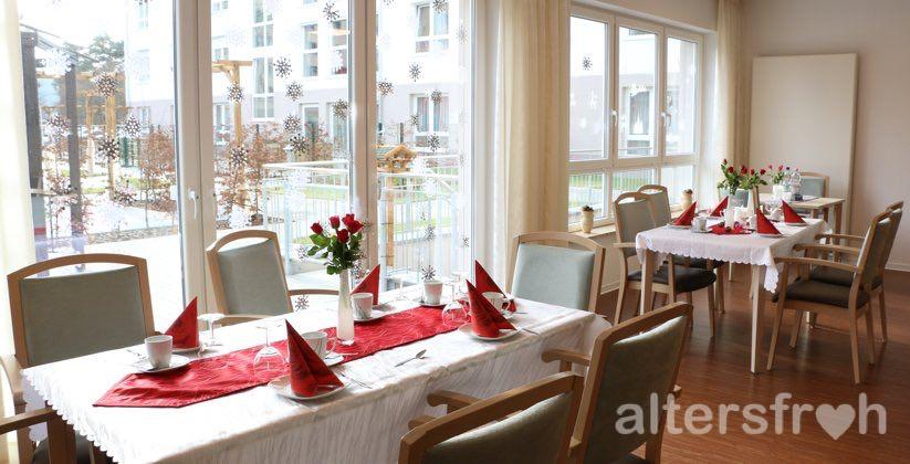 Restaurant im DSG Pflegewohnstift Waldstadt, Potsdam
