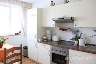 Einbauküche im Service Wohnen City-Quartier in Potsdam