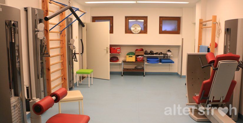 Sportraum im Lazarus Haus Berlin