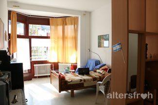 Zimmer im Barbara von Renthe-Fink Haus in Berlin