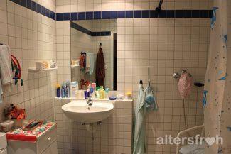 Bad in der Seniorenstiftung Prenzlauer Berg Haus 32 in Berlin