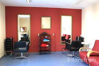 Friseursalon im DSG Pflegewohnstift City-Quartier in Potsdam