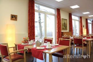 Restaurant im DSG Pflegewohnstift City-Quartier in Potsdam