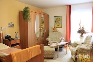 Einzelzimmer im DSG Pflegewohnstift City-Quartier in Potsdam