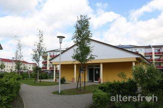 Pavillon im DSG Pflegewohnstift Hönow bei Berlin