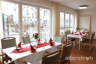 Restaurant im DSG Pflegewohnstift Waldstadt in Potsdam