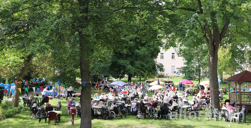 Sommerfest im Lazarus Haus Berlin