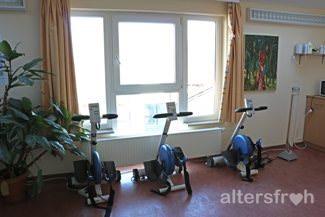 Gymnastikraum in der Seniorenresidenz Haus Pankow in Berlin