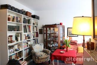 Sitzecke in der Seniorenresidenz Haus Pankow in Berlin