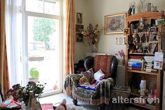 Individuelle Zimmergestaltung im Seniorenzentrum Haus am Park in Berlin Pankow