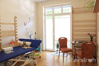 Ergotherapie im Seniorenzentrum Haus am Park in Berlin Pankow