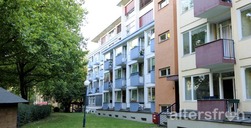 Das Vitanas Senioren Centrum Rosengarten in Berlin Lankwitz