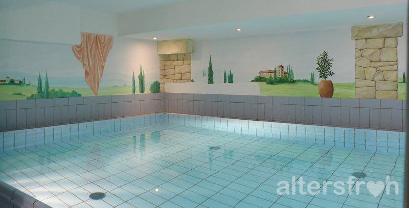 Bewegungsbad im Senioren- und Therapiezentrum Haus Havelblick in Berlin