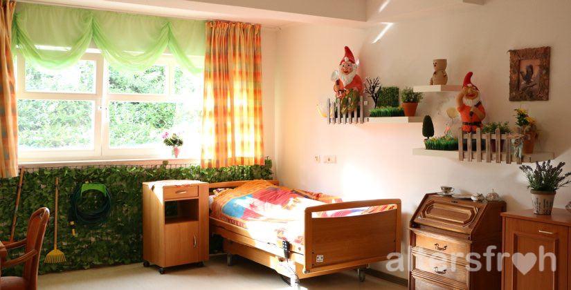 Einzelzimmer im Senioren- und Therapiezentrum Haus Havelblick in Berlin
