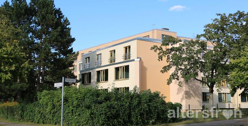 Das Seniorenhaus Waldfriede in Zehlendorf