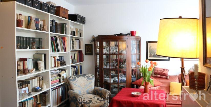 Komfortzimmer in der Seniorenresidenz Haus Pankow in Berlin