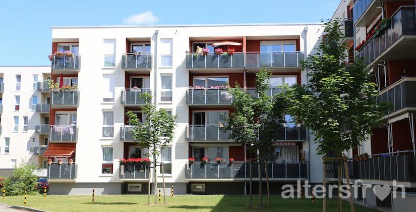 Das Service-Wohnen City-Quartier in Potsdam