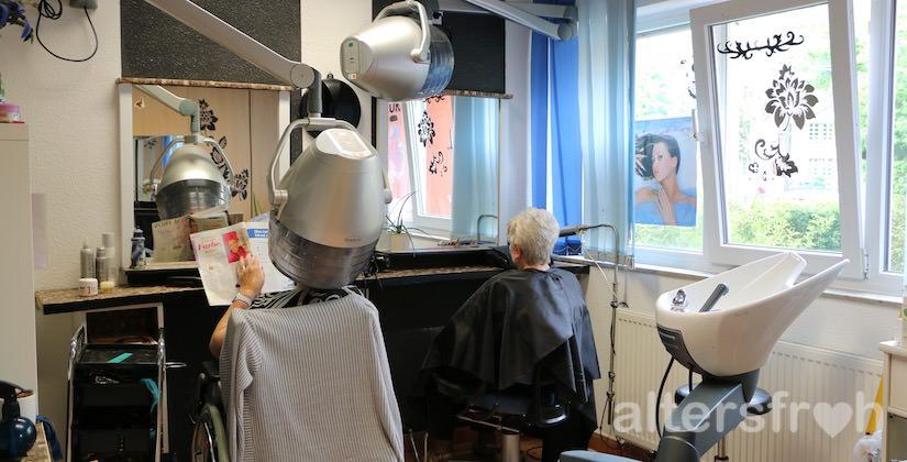 Friseursalon im Vitanas Senioren Centrum Am Obersee in Berlin Hohenschönhausen
