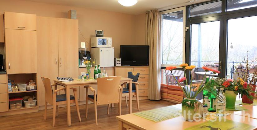Wohnküche im Vitanas Senioren Centrum Am Obersee in Berlin Hohenschönhausen